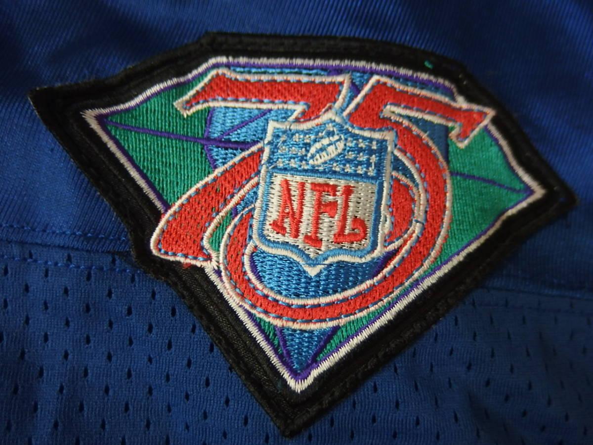 ☆新品 タグ付き mitchell&ness ミッチェル&ネス NFL ブルース・スミス ビルズ Bills ユニフォーム ジャージ #78 $300 52/XL☆_画像7