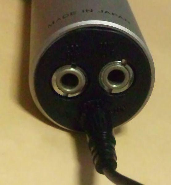 ジャンク SONY CRT-32 FMワイヤレスマイクロホン ワイヤレス マイク ソニー wireless microphone 中古_画像10