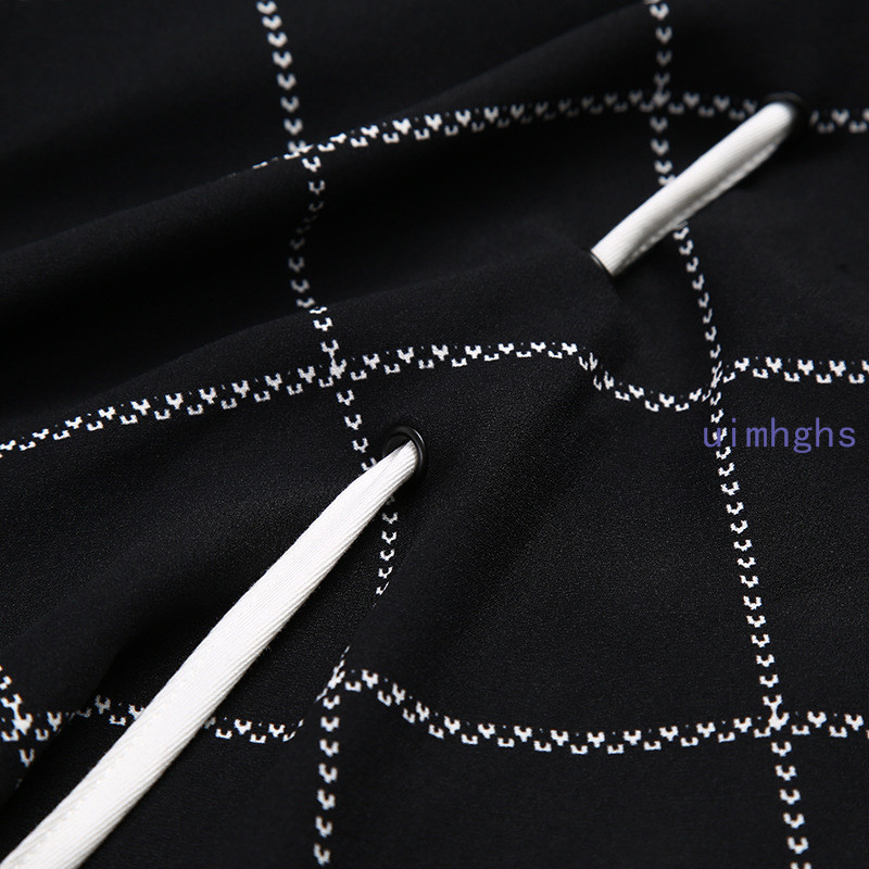 秋冬新品 特別デザイン シャツ 長袖 テーラード 引きひも ワイド身幅 ゆったり感 プリーツ カジュアル Fサイズ・カラー選択可QPOMM_画像6