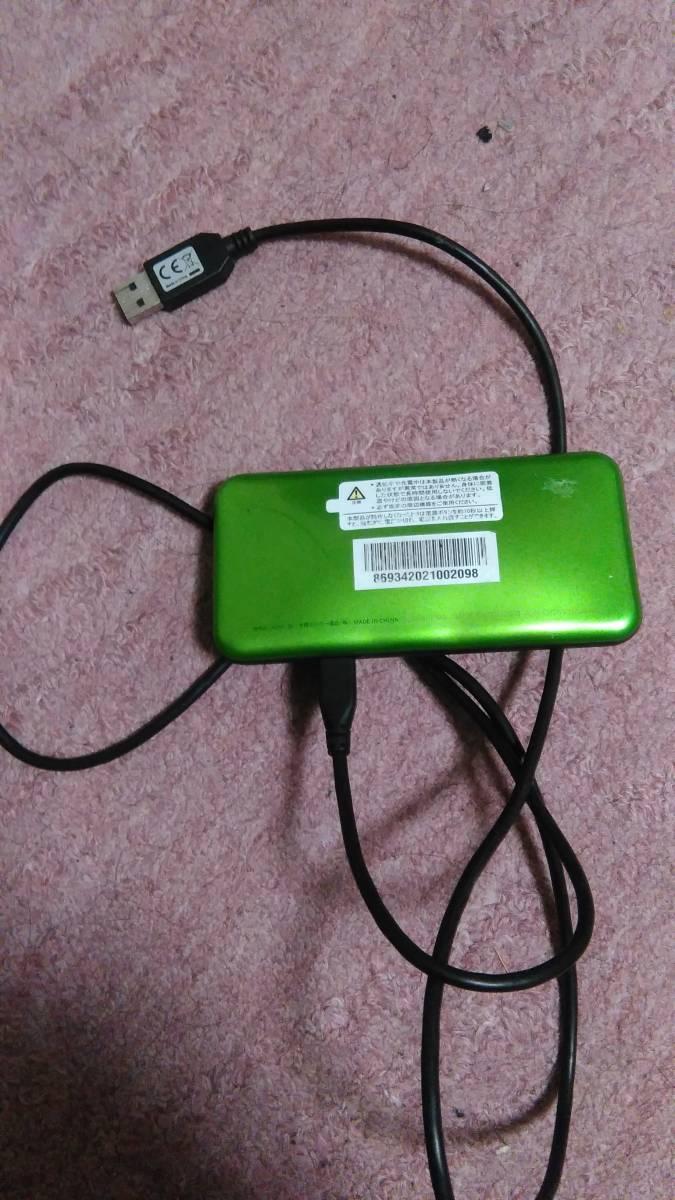 ★☆UQ  W02  WiMAX 2+  Speed  Wi-Fi  NEXT  グリーン  判定○ 初期化済み HWD33☆★_画像2