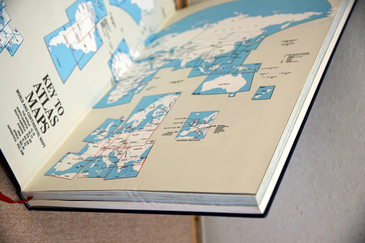 ■中古■ユーキャン■日本大地図■7訂版■オマケポスター付き■ナショジオ■世界地図■英語■6Editon■_画像7
