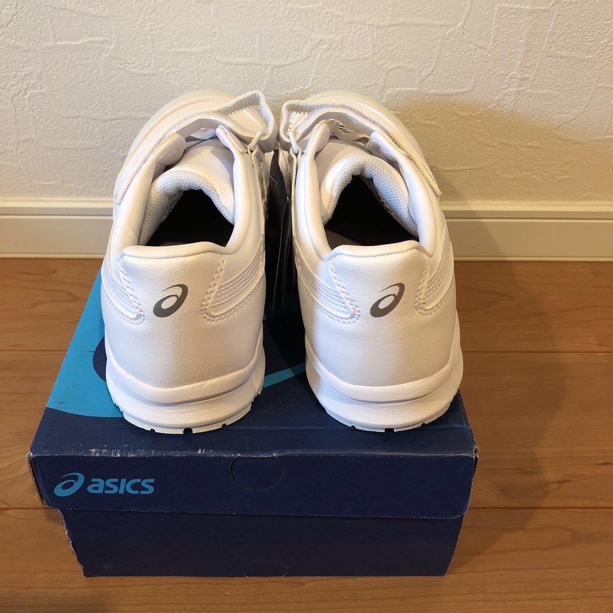 未使用 アシックス ウィンジョブ cp301 asics 安全靴_画像5