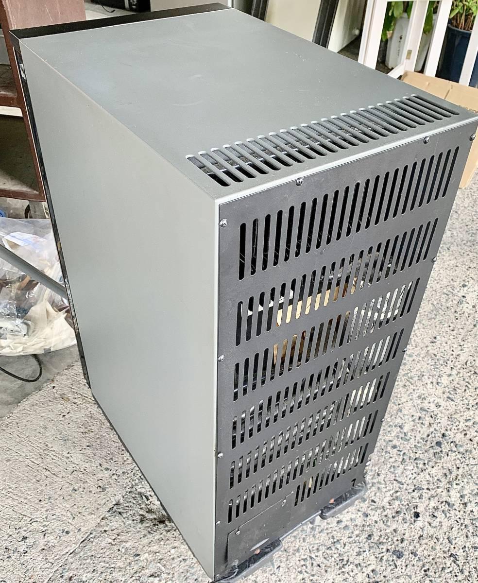 福岡市内送料無料 概ね美品 エクセレンス 2010年製 無振動無音 ワインセラー MW-70CE 70L 18本_画像2