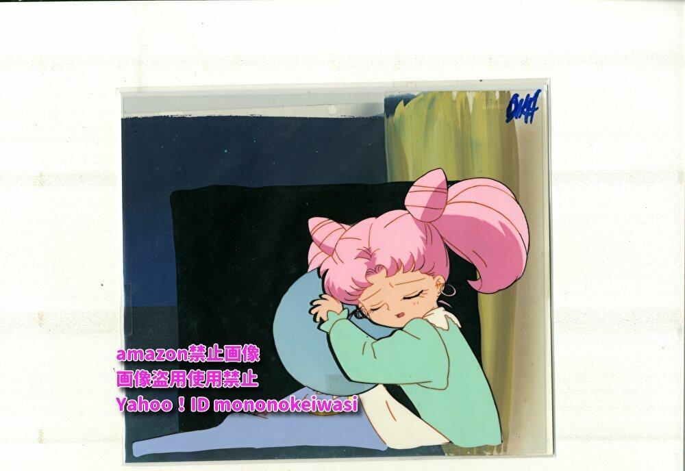 美少女戦士セーラームーン セル画 8枚セット <検索ワード> 原画 イラスト レイアウト 設定資料 アンティーク_画像2