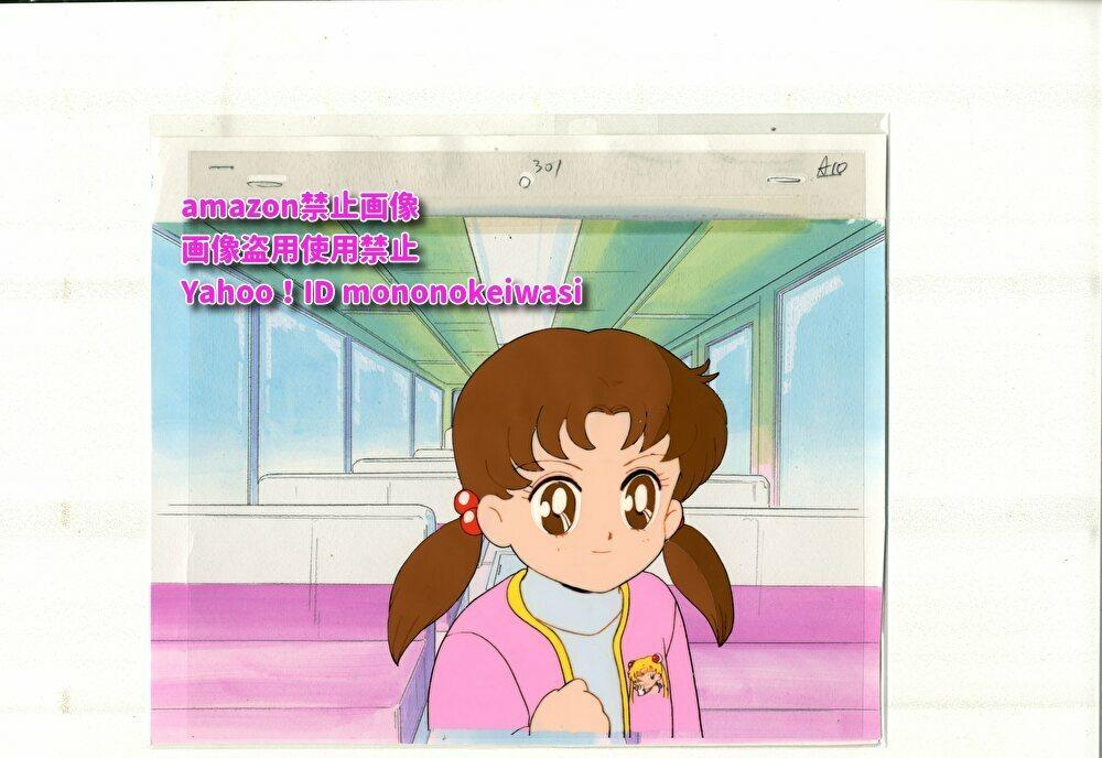 美少女戦士セーラームーン セル画 8枚セット <検索ワード> 原画 イラスト レイアウト 設定資料 アンティーク_画像8