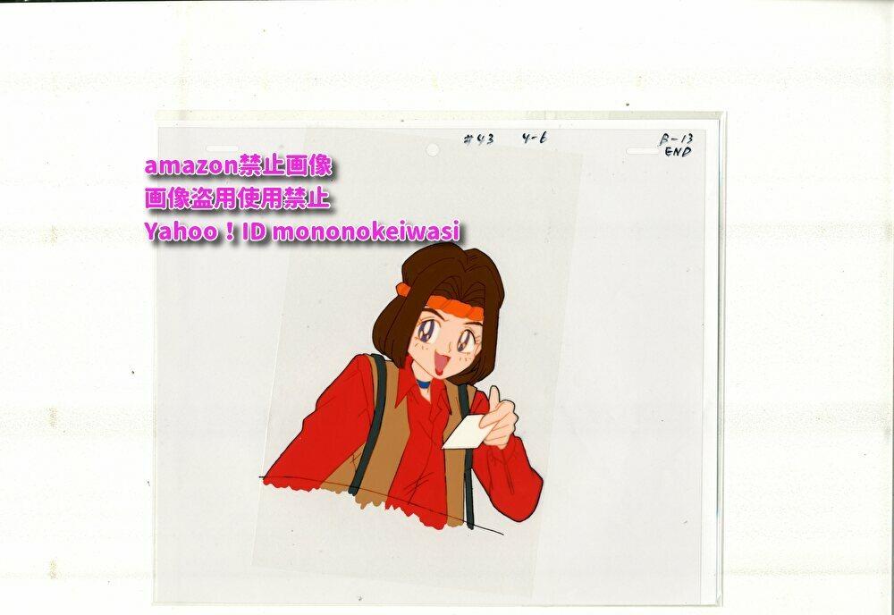 美少女戦士セーラームーン セル画 10枚セット 1 <検索ワード> 原画 イラスト レイアウト 設定資料 アンティーク_画像8