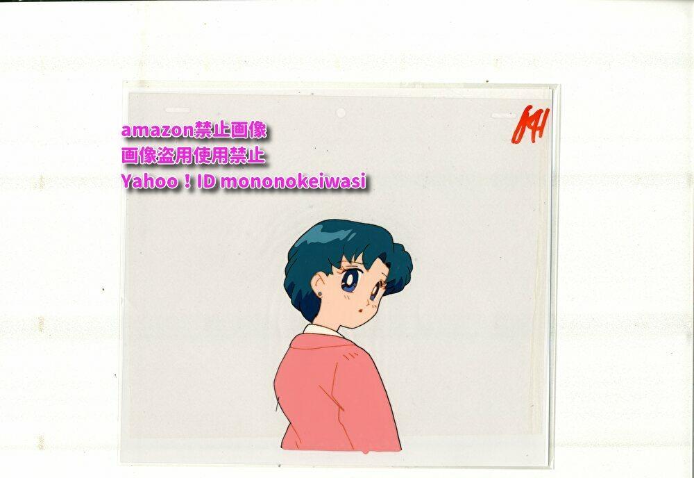 美少女戦士セーラームーン セル画 10枚セット 1 <検索ワード> 原画 イラスト レイアウト 設定資料 アンティーク_画像4