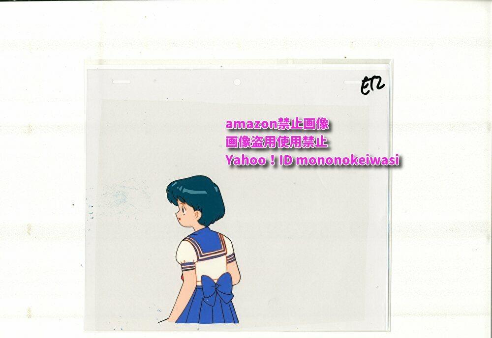 美少女戦士セーラームーン セル画 10枚セット 3 <検索ワード> 原画 イラスト レイアウト 設定資料 アンティーク_画像5