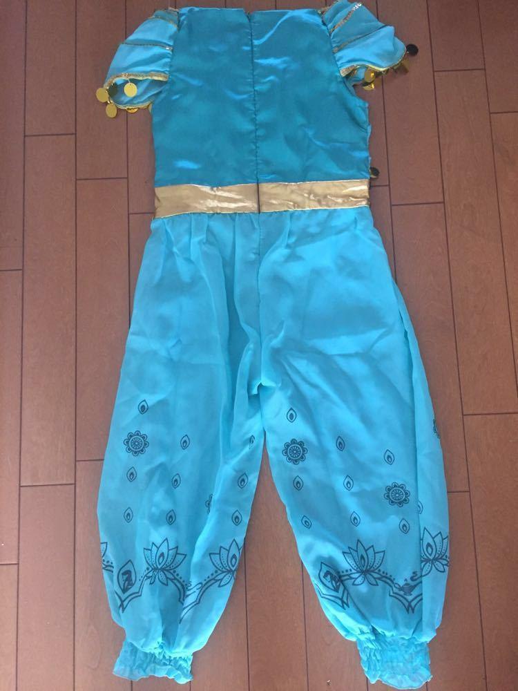 130ディズニー ジャスミン風ハロウィン衣装 コスプレ _画像2