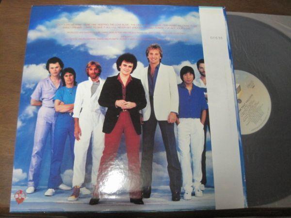 Air Supply - The One That You Love /エア・サプライ/シーサイド・ラブ/AOR/帯付/国内盤LPレコード_画像2