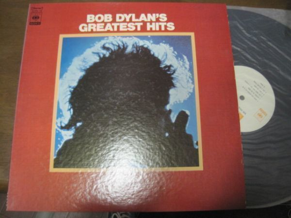 Bob Dylan - Bob Dylan's Greatest Hits /国内盤LPレコード_画像1