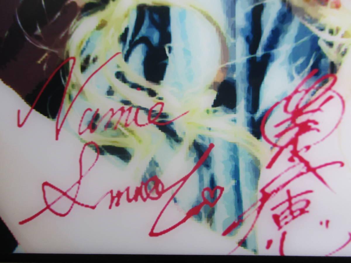 新品 安室奈美恵 あむろなみえ アムロ 壁掛けパネル ポップアートフレーム ポップアートパネル インテリアボード ファブリックパネル J-POP_画像5