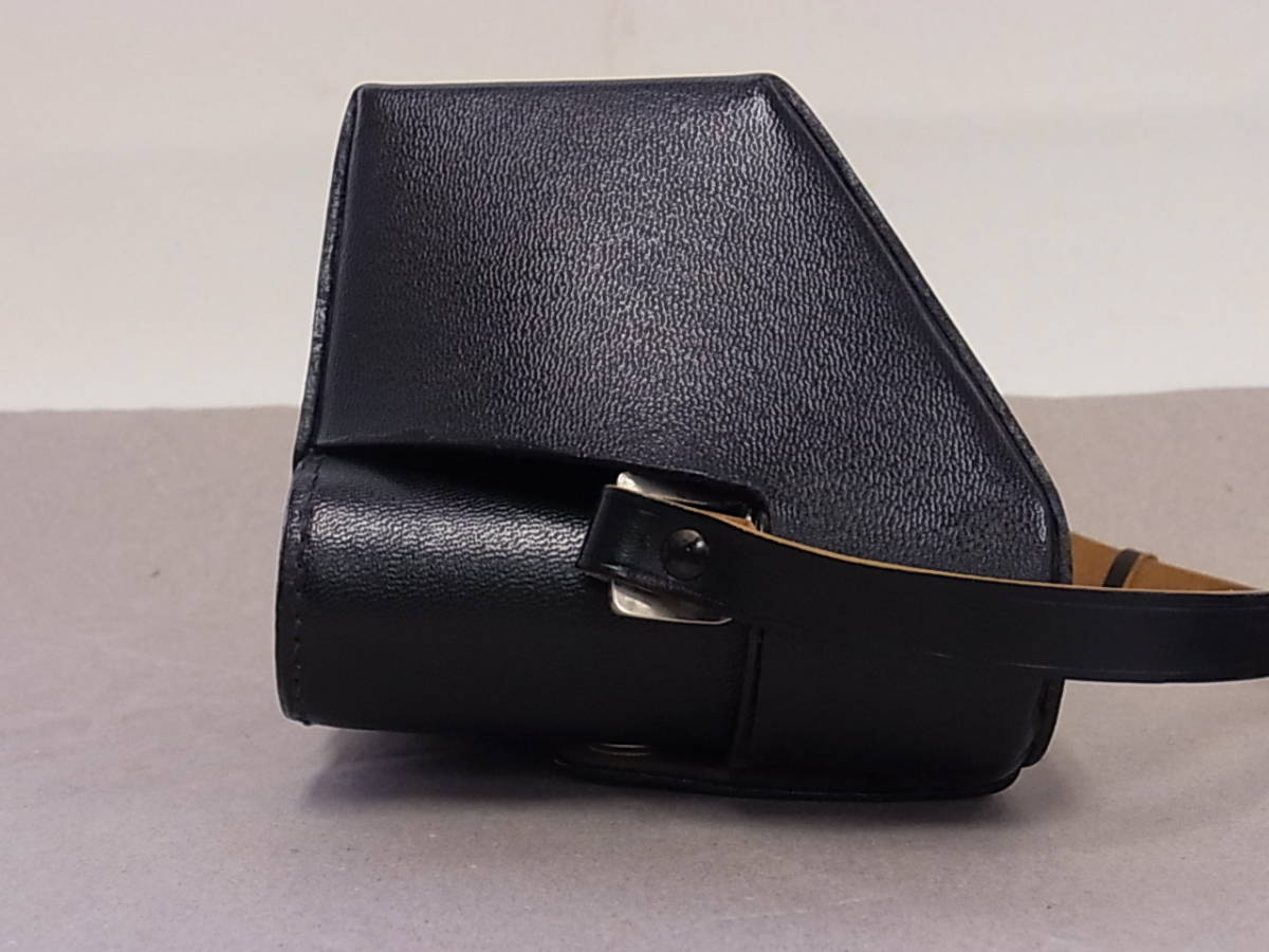 美品 ライカ Leica オリジナル レンジファインダー M4 用 革 ケース 小ネジ LEITZ WETZLAR GERMANY LEICA_画像6