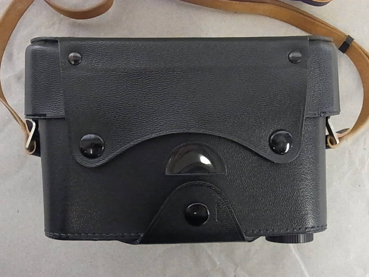 美品 ライカ Leica オリジナル レンジファインダー M4 用 革 ケース 小ネジ LEITZ WETZLAR GERMANY LEICA_画像3