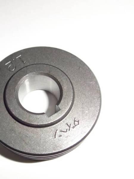 ダイヘン純正部品 送給ロール 1.2-1.2ミリフィードローラー U1376H03 半自動溶接機送給装置用_画像3