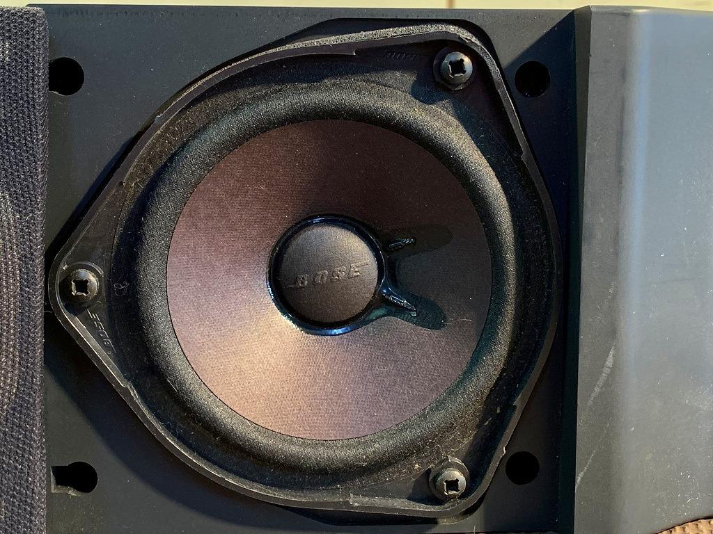 動作品 BOSE ボーズ 101IT スピーカー ペア オーディオ 音響 機器 シリアル113746/113747 (S2184)AKARI岡山_画像8