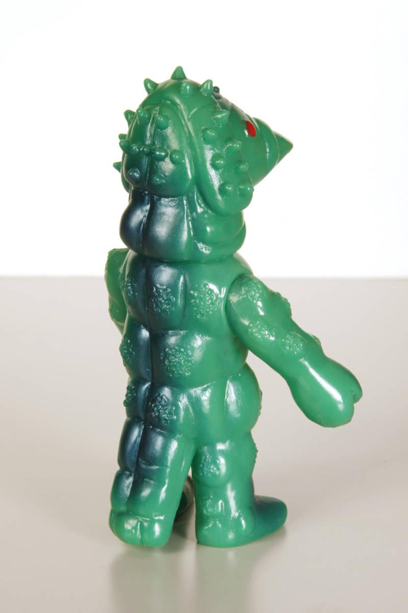 ぶたのはな ケムジラ ソフビ ソフト焼き玩具 ブルマァク マルサン M1号 中古_画像2