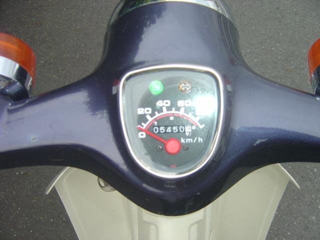 スーパーカブ90DX 2007年モデル 低走行5450Km 自賠責残あり_画像3