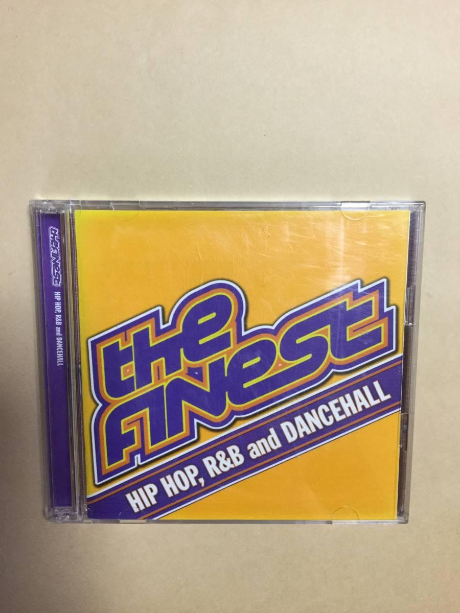 送料無料 THE FINEST HIP HOP, R&B and DANCEHALL 2枚組 オムニバス