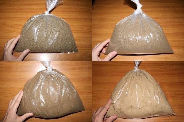 10kg freely selected bait 2mm 1mm 0.3mm powder bait dumpling Flog