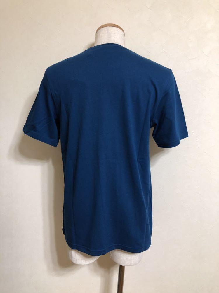 【新品】 adidas originals TREFOIL TEE アディダス オリジナルス トレフォイル ビッグロゴ Tシャツ サイズM LEGMAR 半袖 DV1603_画像2