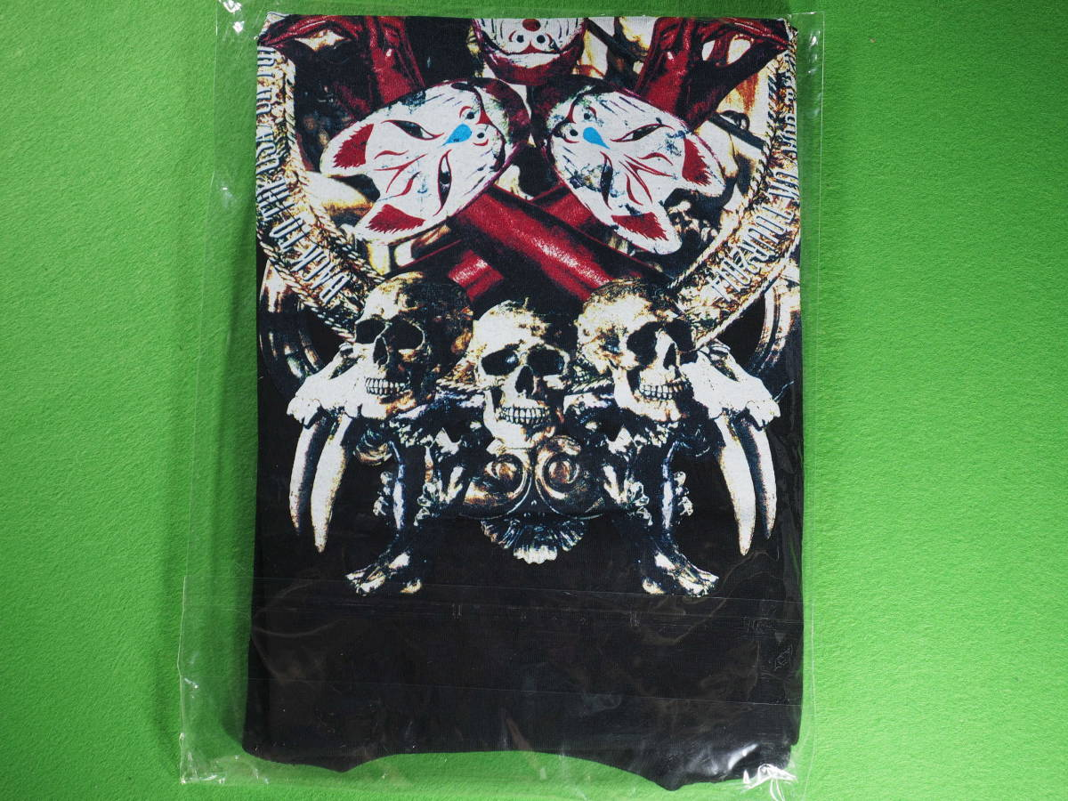 ☆★☆ BABYMETAL 「BACK TO THE USA/UK TOUR FFT ver.」TEE Lサイズ 新品・送料無料 ★☆★_画像2
