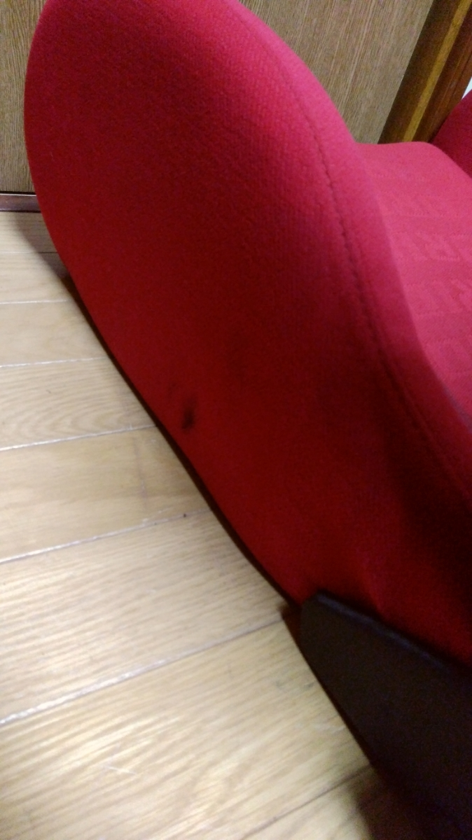 BRIDE ブリッド BRIX ブリックス 赤 レッド セミバケ 破れ、崩れ無し 美品? _画像4