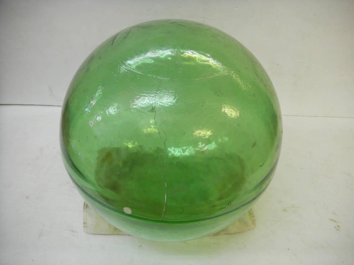 送料無料・④本物ガラス球船舶・アンティーク・貴重品・珍品・縁起物_画像5