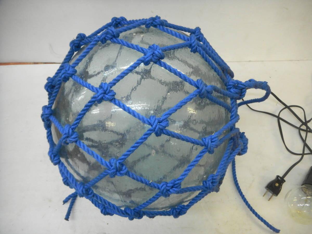 送料無料・⑥本物ガラス球・船舶・アンティーク・貴重品・珍品・縁起物_画像6