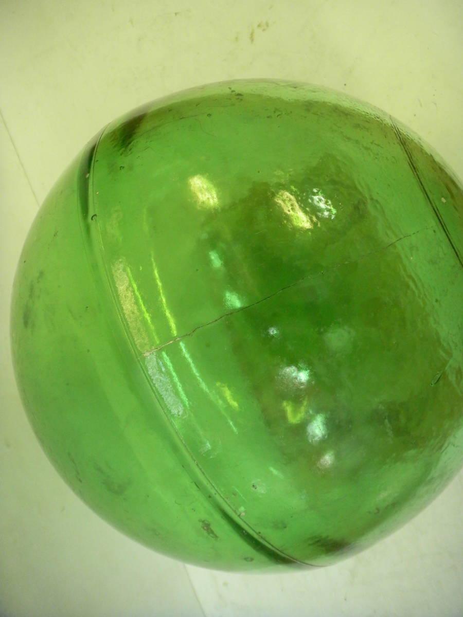 送料無料・④本物ガラス球船舶・アンティーク・貴重品・珍品・縁起物_画像2