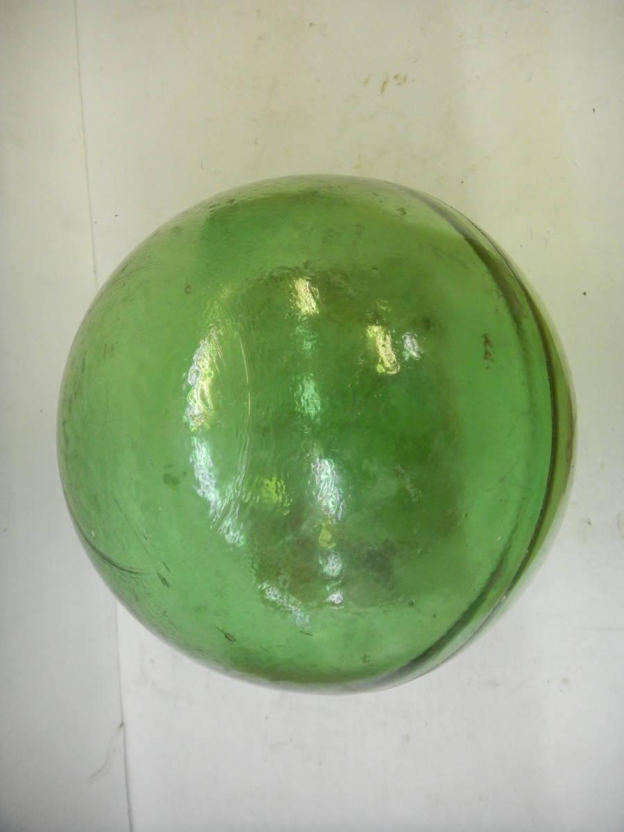 送料無料・④本物ガラス球船舶・アンティーク・貴重品・珍品・縁起物_画像4