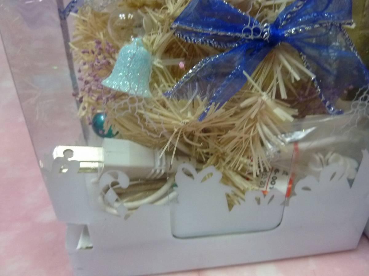 クリスマスツリー 飾り クリスマスリース(径31㎝)_画像7