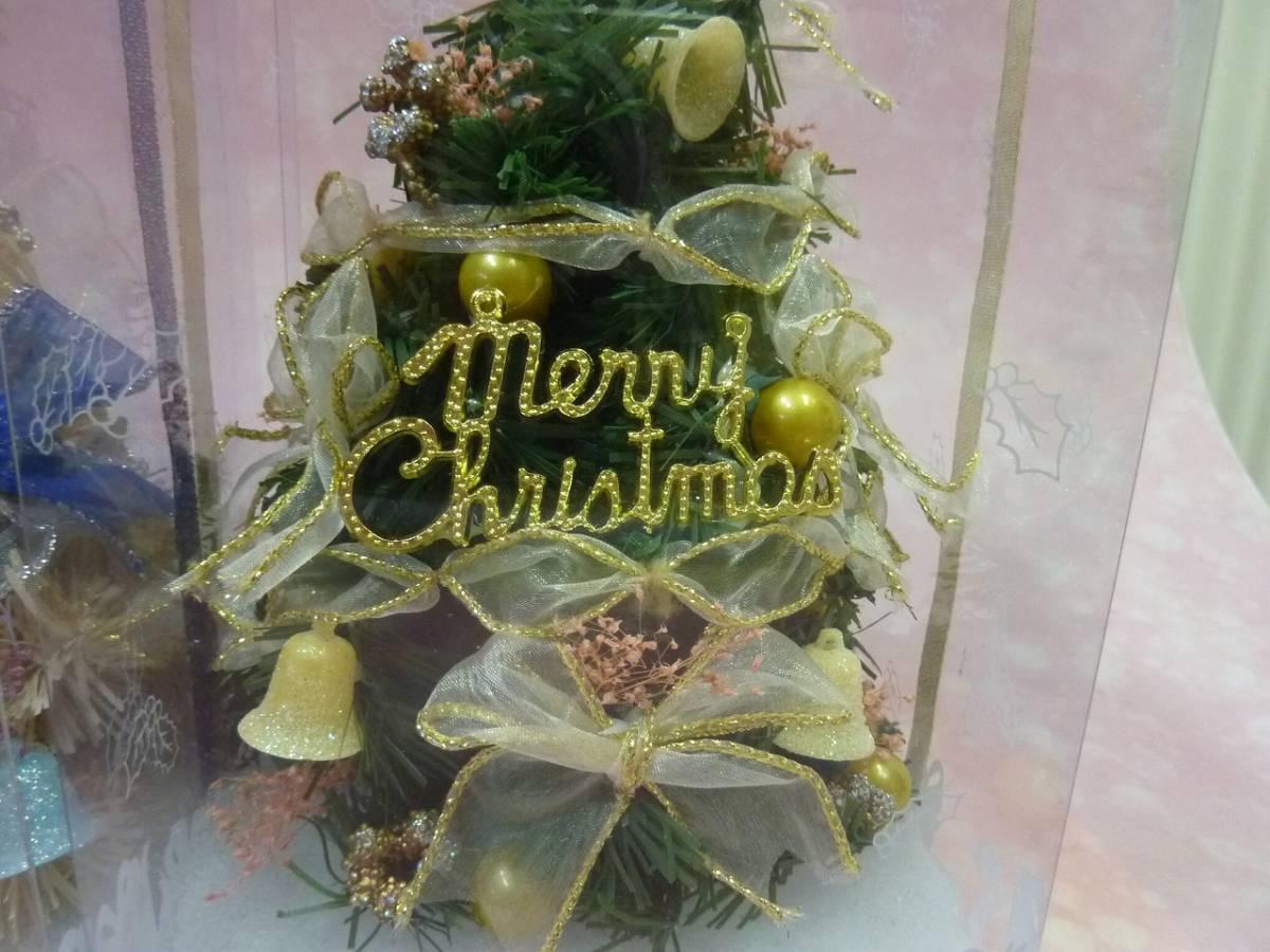 クリスマスツリー 飾り クリスマスリース(径31㎝)_画像5