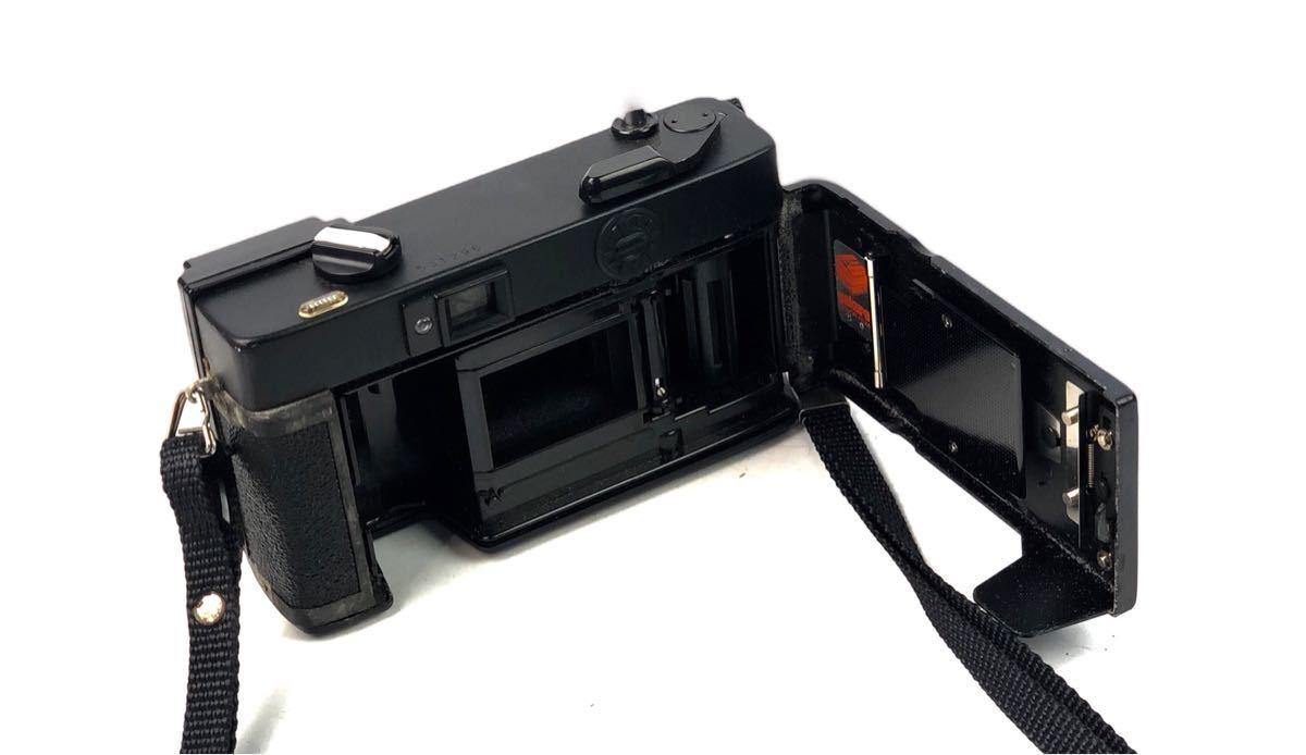 未確認ジャンク扱い■KONICA/コニカ C35 EF HEXANON 38mm F2.8 φ46 フィルムカメラ ボディ レンズ付属■兵庫県姫路市発20 A2_画像7