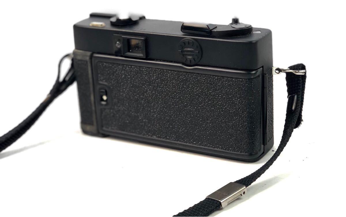 未確認ジャンク扱い■KONICA/コニカ C35 EF HEXANON 38mm F2.8 φ46 フィルムカメラ ボディ レンズ付属■兵庫県姫路市発20 A2_画像6