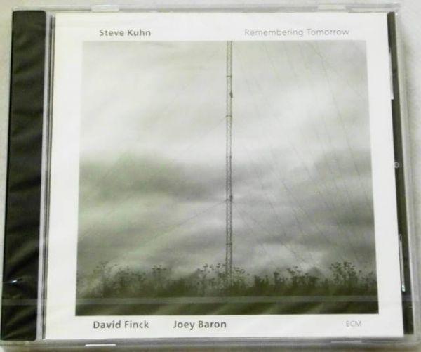 ★ECM CD★ スティーブ・キューン Steve Kuhn / Remembering Tomorrow (輸入盤CD) David Finck, Joey Baron