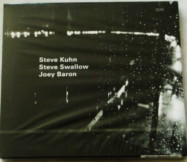 ★ECM CD★ スティーブ・キューン Steve Kuhn / Wisteria (輸入盤CD) Steve Swallow, Joey Baron