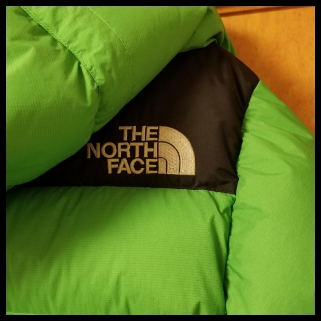 THE NORTH FACE JACKET / ザ ノース フェイス ダウンジャケット 最高峰 極美品 Supreme シュプリーム 等好きな方にもオススメです _画像10