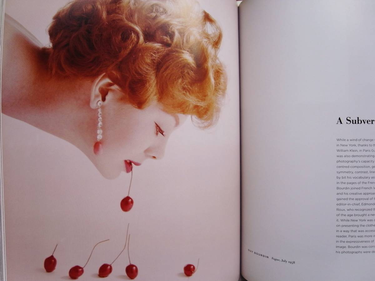 Coming into Fashion A Century of Photography at Conde Nast Erwin Blumenfeld Guy Bourdin Irving Penn_画像6