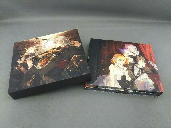 (ゲーム・ミュージック) CD Fate/Grand Order Orchestra Concert -Live Album- performed by 東京都交響楽団完全生産限定盤 Blu-ray Disc付_画像1