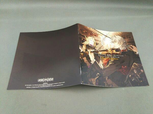 (ゲーム・ミュージック) CD Fate/Grand Order Orchestra Concert -Live Album- performed by 東京都交響楽団完全生産限定盤 Blu-ray Disc付_画像3