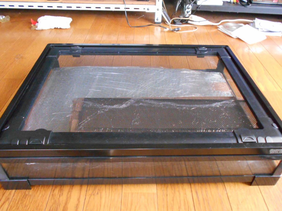 中古 三晃商会 パンテオンブラック BK6045 カエルトカゲヘビ爬虫類両生類 送料無料_画像10