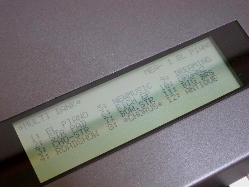 カワイのデジタルシンセサイザー.K5.取説とカード二枚付きです_画像5