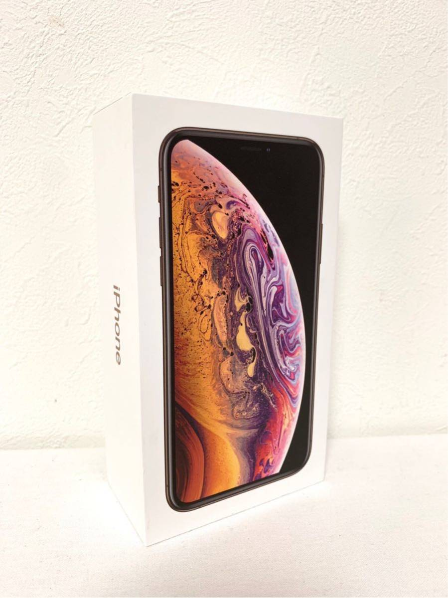 【新品同様】【SIMフリー】 MTAY2J/A iPhone Xs Gold 64GB A2098 ゴールド ドコモ ソフトバンク au 格安SIM利用可能 iPhoneXS 10