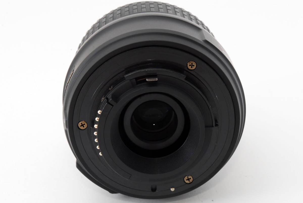 ☆美品☆ Nikon AF-S DX Zoom Nikkor 18-55mm f3.5-5.6 G ED II ニコン オートフォーカス AF S ズーム レンズ LENS_画像7