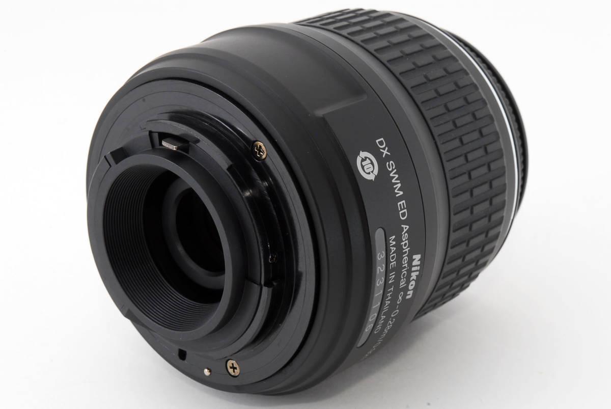☆美品☆ Nikon AF-S DX Zoom Nikkor 18-55mm f3.5-5.6 G ED II ニコン オートフォーカス AF S ズーム レンズ LENS_画像6