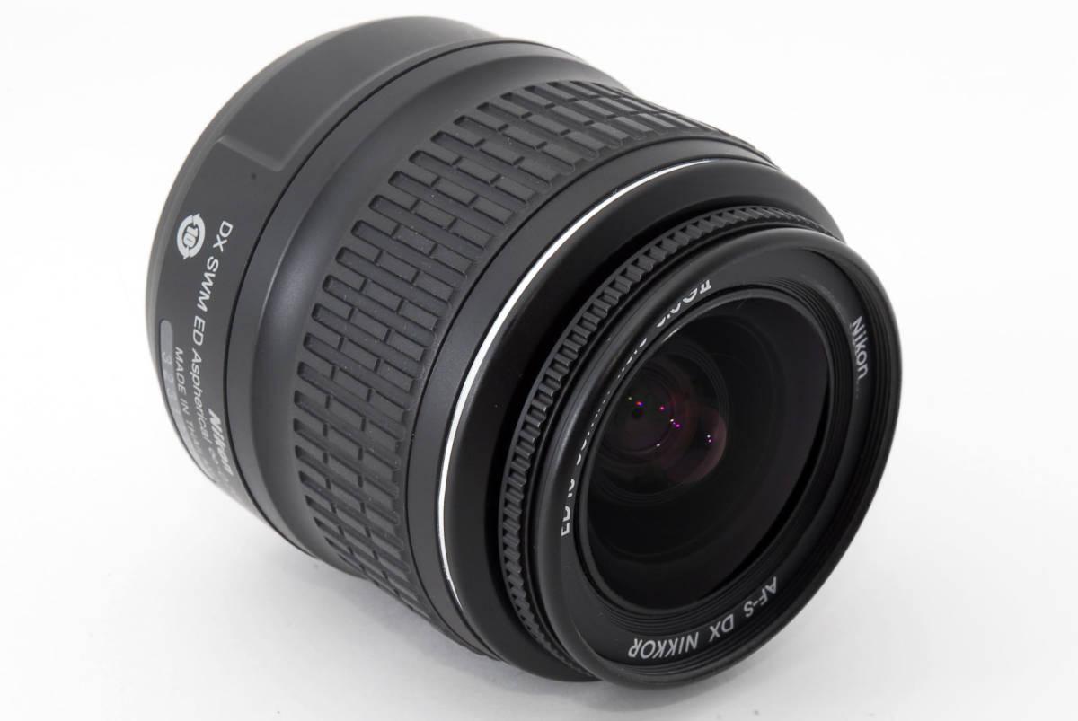 ☆美品☆ Nikon AF-S DX Zoom Nikkor 18-55mm f3.5-5.6 G ED II ニコン オートフォーカス AF S ズーム レンズ LENS_画像5