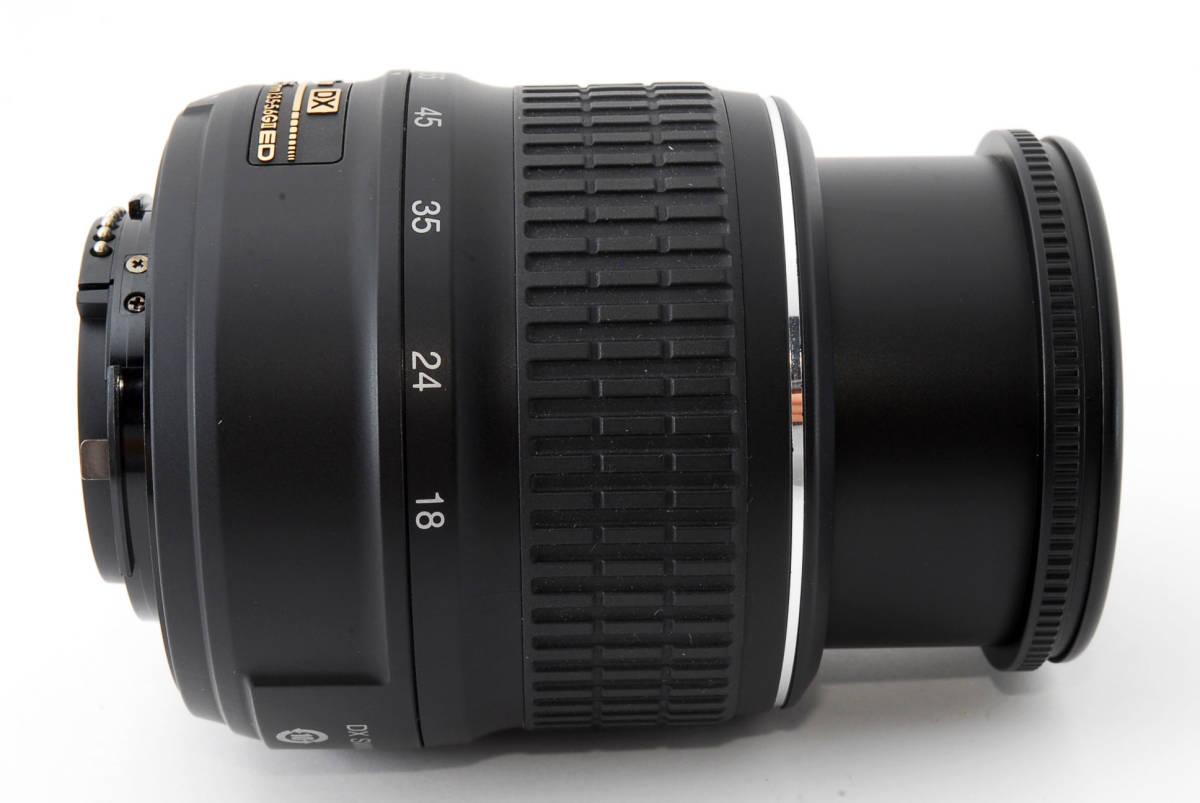 ☆美品☆ Nikon AF-S DX Zoom Nikkor 18-55mm f3.5-5.6 G ED II ニコン オートフォーカス AF S ズーム レンズ LENS_画像10
