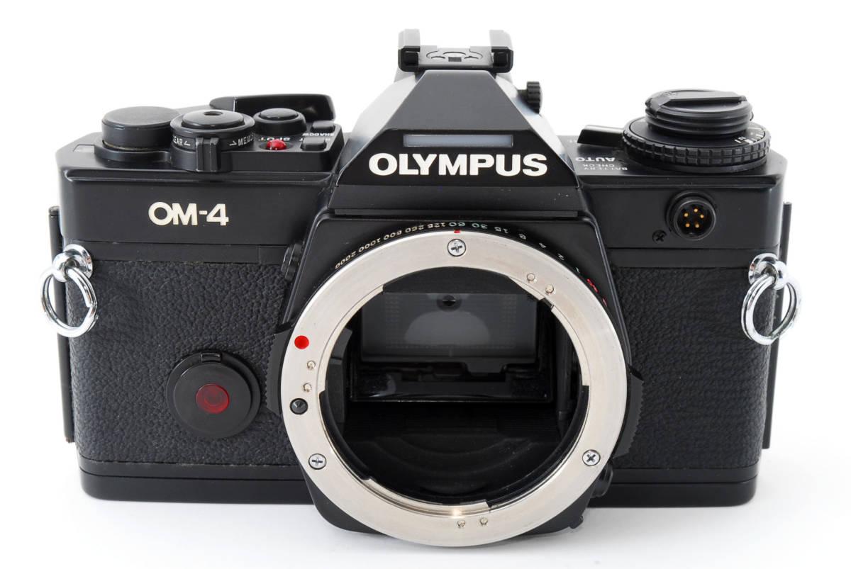 ☆動作品☆ OLYMPUS OM-4 オリンパス OM4 フィルム 一眼レフ カメラ_画像2