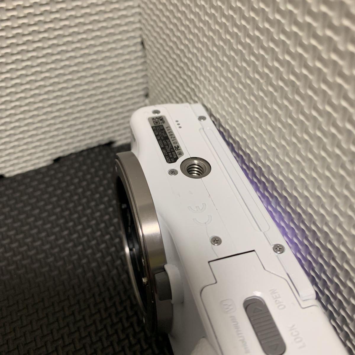 SONY NEX-3N ミラーレス一眼 簡易動作確認済み_画像4